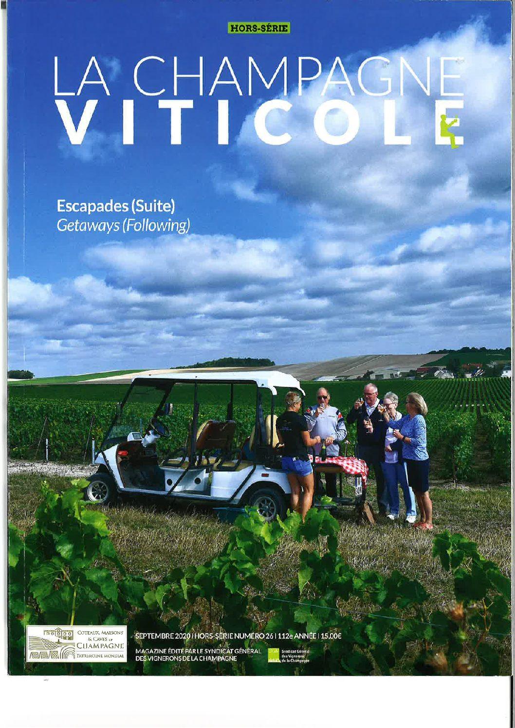 champagne viticole