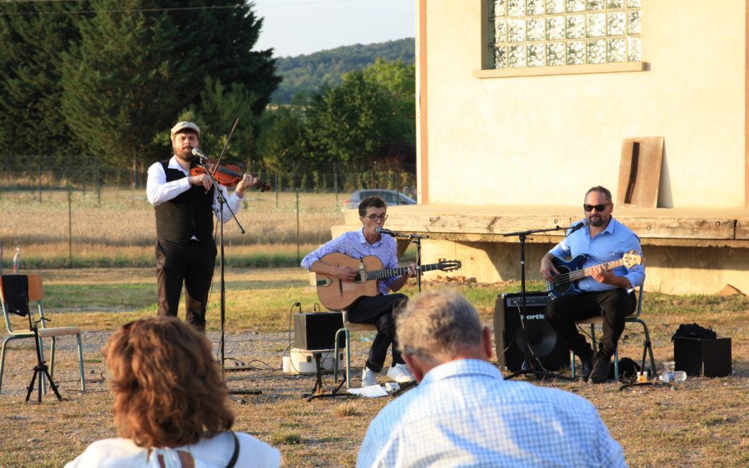 Concert Pique Nique 17 Juillet